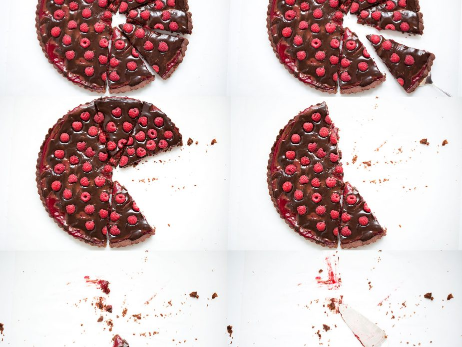 double-chocolate-raspberry-tarte